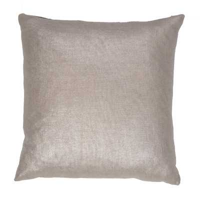 Shimmer Solid Cotton Throw Pillow by Jaipur Rugs - Wayfair