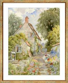 Dorset Watercolours VII - One Kings Lane