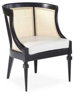 Cane Accent Chair - One Kings Lane