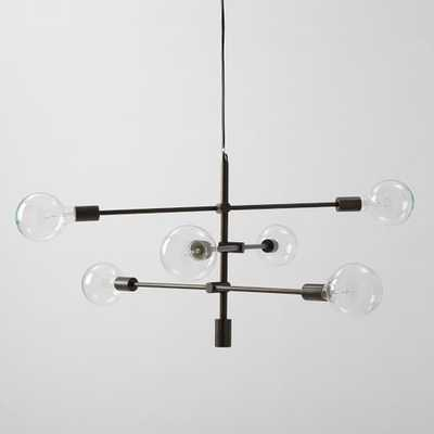 Mobile Chandelier - Antique Bronze - West Elm