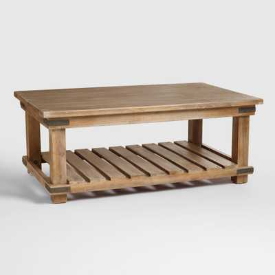 Cameron Coffee Table - World Market/Cost Plus