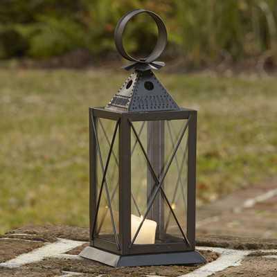 Iron Tavern Lantern - Wayfair