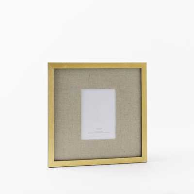 Gallery Frames - Gold Leaf - West Elm
