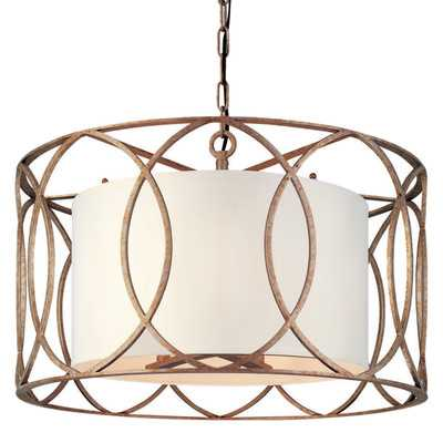 Sausalito 5 Light Foyer Pendant - Wayfair