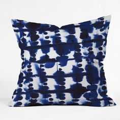 PARALLEL Outdoor Throw Pillow - Wander Print Co.