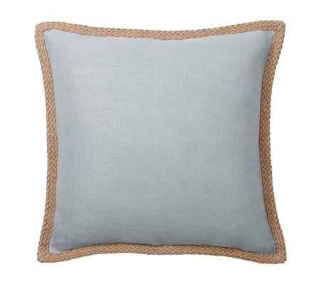 "Jute Braid Pillow Cover-20""-no insert - Pottery Barn"