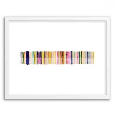"Minted for west elm - Your Element-20""x16""-Framed - West Elm"