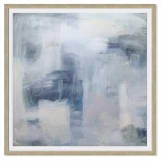 Nell Waters Bernegger, Breakthrough - 40x40 - Framed - One Kings Lane