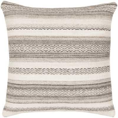 Striped Throw Pillow - AllModern
