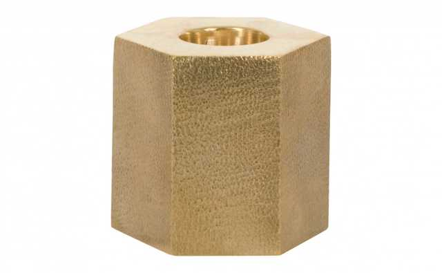 HEX CANDLE HOLDER- XS - Jayson Home
