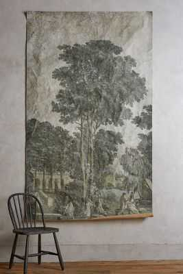 Gathering Field Tapestry - Anthropologie