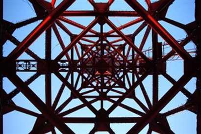 Inside tower of crane - Photos.com by Getty Images
