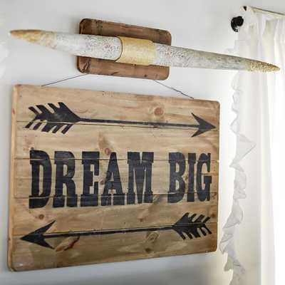 Junk Gypsy Dream Big - Pottery Barn Teen