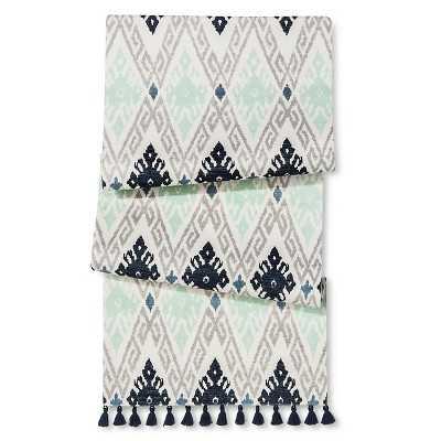 "Thresholdâ""¢ Feather Table Runner - Target"