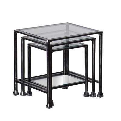 Socorro 3 Piece Nesting Tables - Wayfair