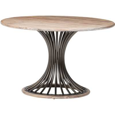 Studio Round Dining Table - High Fashion Home