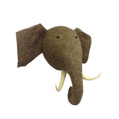 Elephant Head Wall Décor - Giggle