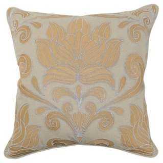 Sandy 22x22 Pillow - One Kings Lane