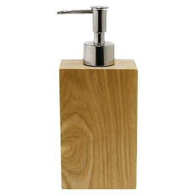 "Thresholdâ""¢ Ash Wood Soap Pump - Brown - Target"