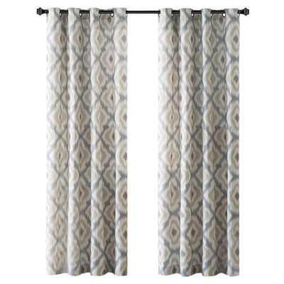 "Ankara Single Curtain Panel - 95"" x 50"" - Wayfair"