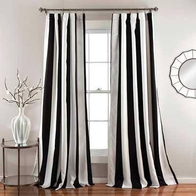 Wilbur Curtain Panels - Room Darkening - Set of 2 - Target