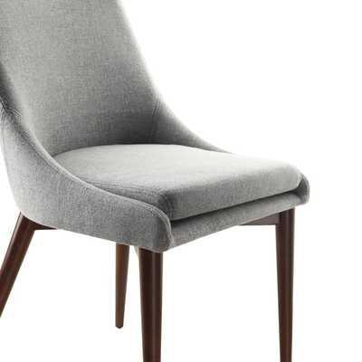INSPIRE Q Sasha Mid-century Slope Leg Dining Chairs (Set of 2) - Overstock