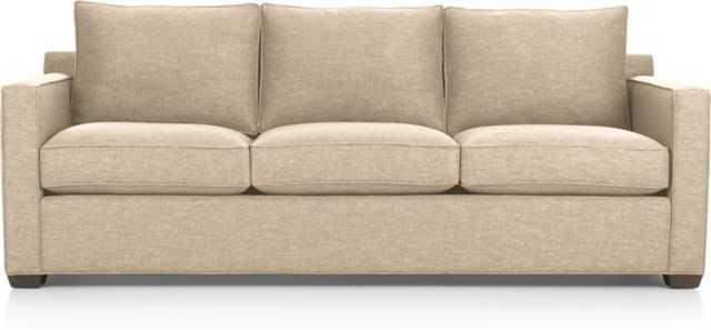 Davis 3-Seat Sofa - Crate and Barrel