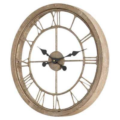 Gloria Wall Clock - Small - Wayfair