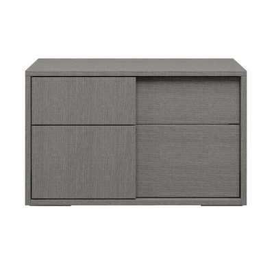 Vivente Forte 2 Drawer Nightstand - Wayfair