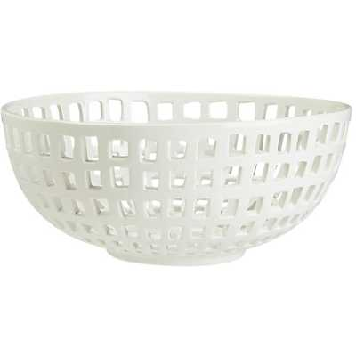Basket bowl - CB2
