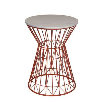 Round End Table - AllModern