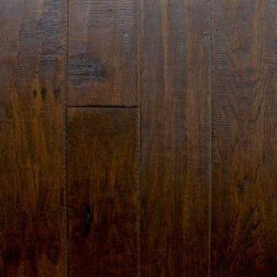 Handscraped Solid Hardwood Flooring - Home Depot