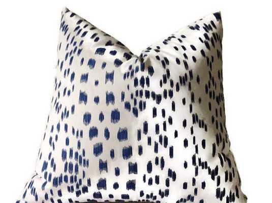 Les Touches Designer Pillow - 18x18 - No Insert - Etsy