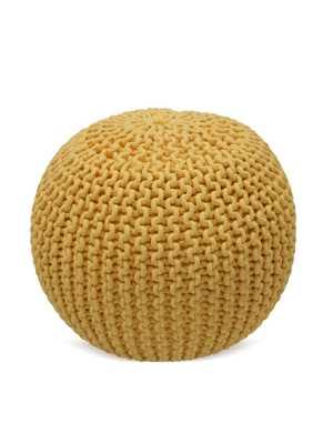 Knitted Round Pouf - gilt.com