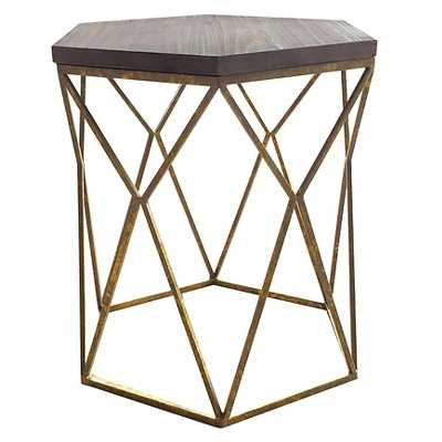 Hexagon Accent Table - Target