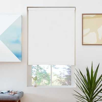 Special Order Bali® Roller Shades - Cloud - blachout - West Elm
