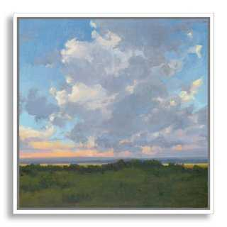 Kim Coulter, Afternoon Sky II - One Kings Lane