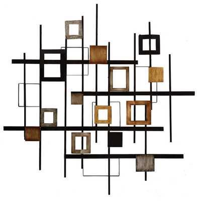 Abstract Wall Decor - AllModern