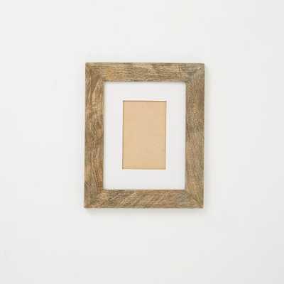 "Gallery Frames - Weathered Wood -9.5""x11.5"" - West Elm"