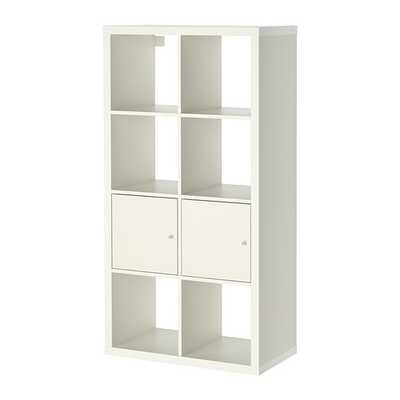 KALLAX Shelving unit - White - Ikea