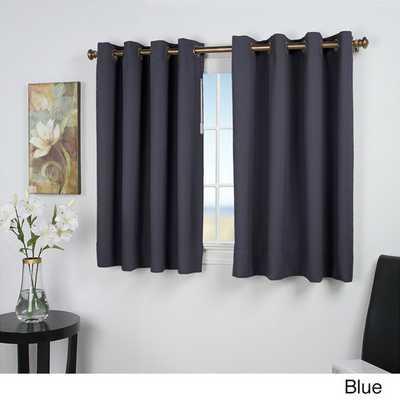 Ultimate Black-Out Grommet Panel - Blue - Overstock
