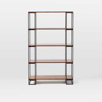 Grid Frame Bookcase - Tall - West Elm