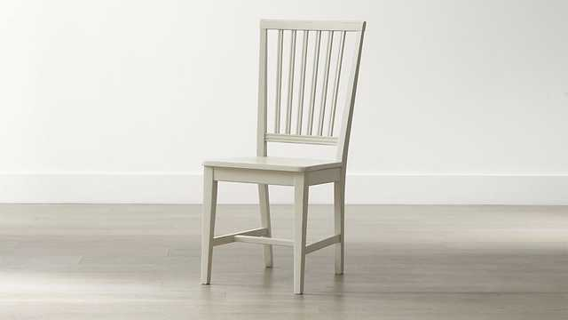 Village Vamelie Wood Dining Chair - Crate and Barrel