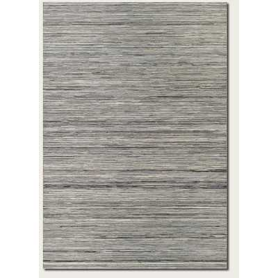 "Cape Hinsdale Light Brown/Silver Area Rug - 5'3"" x 7'6"" - Wayfair"