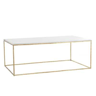 Gold Leaf Collection - Coffee Table - Wisteria