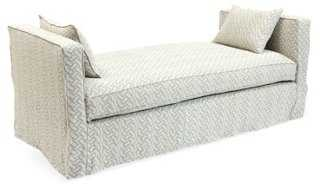 Reed Linen Daybed - One Kings Lane