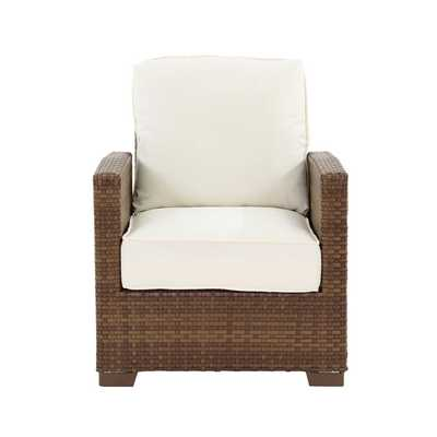 Panama Jack St Barths Recliner Lounge Chair with Cushion - Overstock