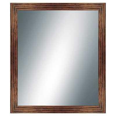 PTM Reclaimed Wood Mirror - Target