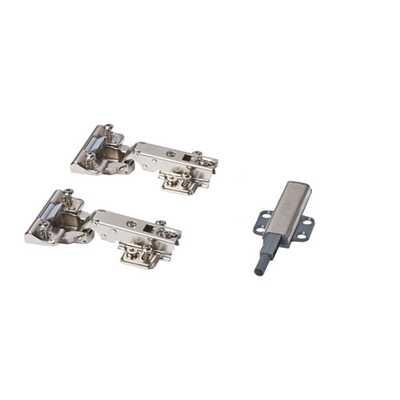 BESTÃ… Soft closing/push-open hinge - Ikea