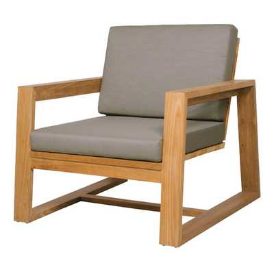 Avalon 1-Seater Lounge with Cushion - AllModern